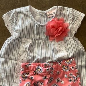 Little Lass Matching Sets - Baby girl outfit
